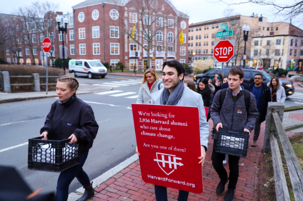 One Cool Thing: Thanks to YOU, Harvard Forward Reaches Signature Goal