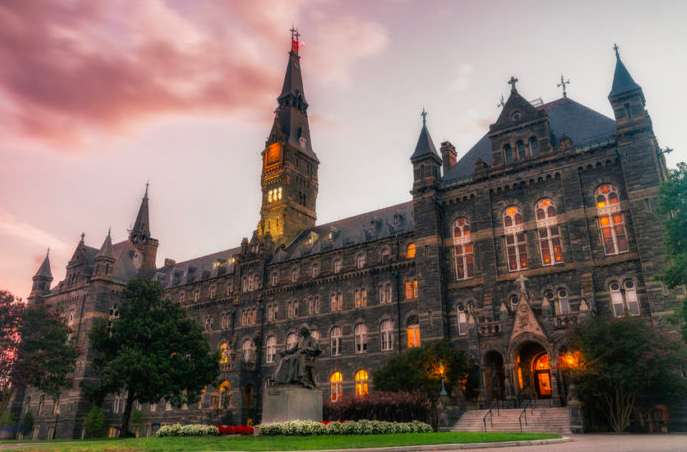 One Hoya Saxa Thing: Georgetown University Announces Decision To Divest From Fossil Fuels