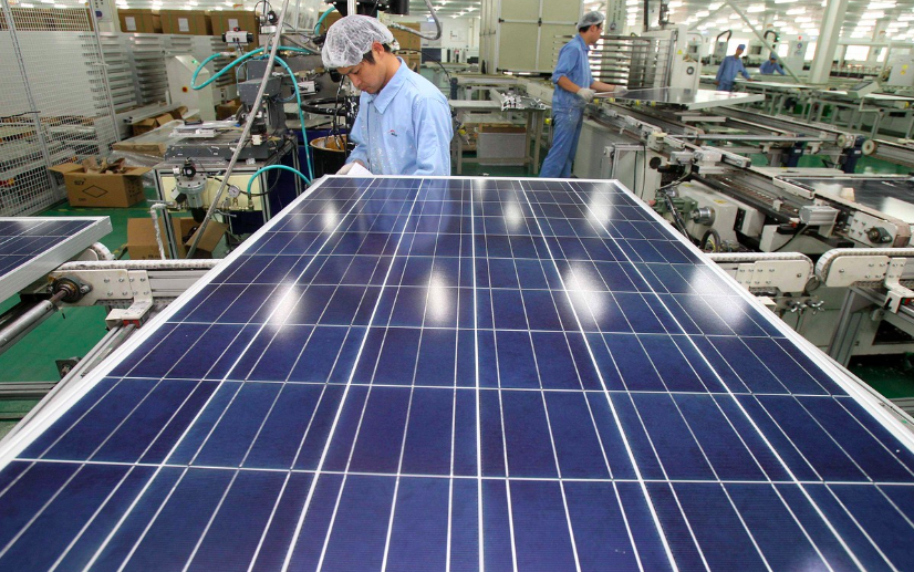 China Building To Dominate 21st Century's Renewable Energy Sector And Fight Climate Change