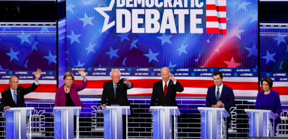 Democrats Debate Climate Change Issues in Las Vegas — Finally