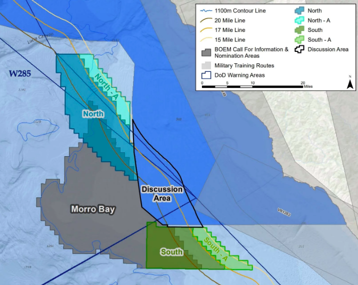California Offshore Wind One Step Closer To Reality