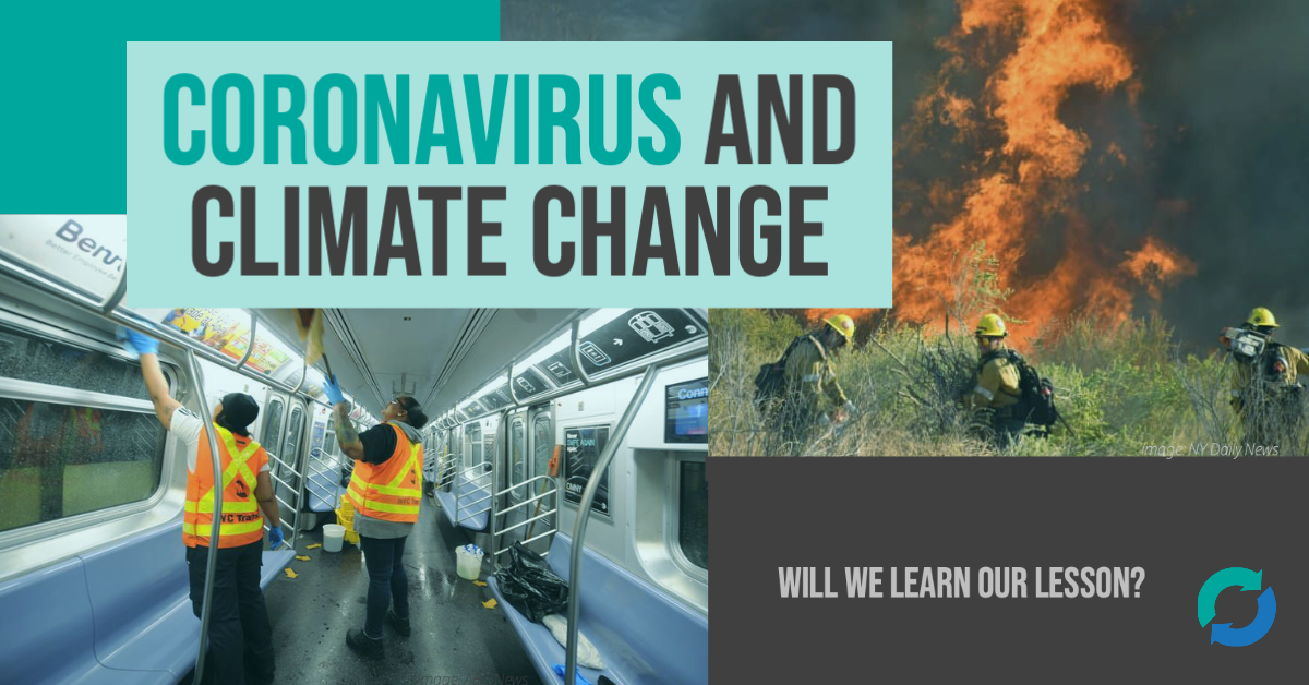 The Coronavirus Is Cause for Panic, We Have More To Fear From the Climate Crisis