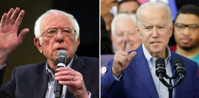 A Preview of the Head to Head Debate Between Biden and Sanders