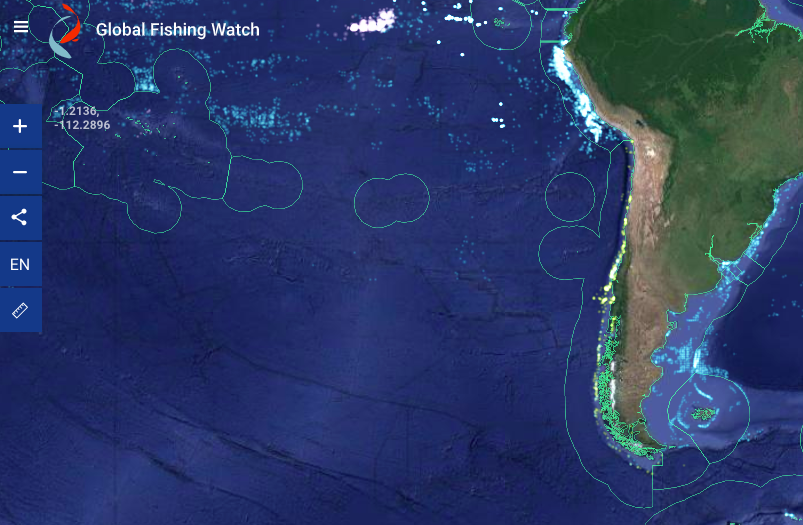 Illegal Fishing In Chilean Waters Just Got Harder – And You Can Help Catch The Bad Guys