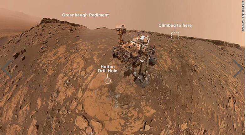 Curious About Mars? Check Out These Pics From NASA's Mars Rover Curiosity