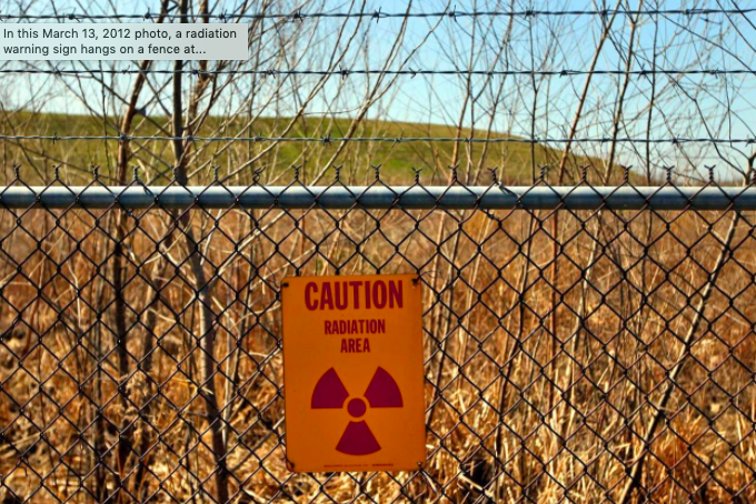 Nuclear Regulatory Commission Proposes to Allow Some Nuclear Waste Disposal in Landfills