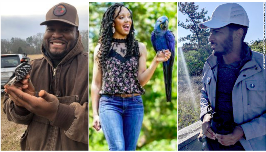To Break Stereotypes, Black Scientists and Nature Lovers Hold #BlackBirdersWeek