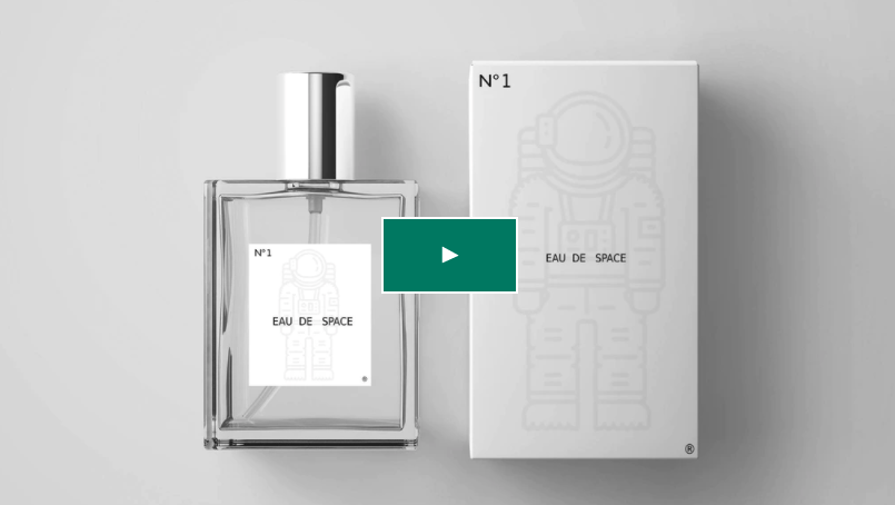 One Fragrant Thing:  Eau De Space