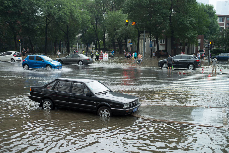 Heavy Flooding Continues to Inundate China This Summer