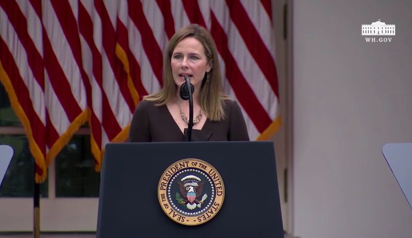 Environmental Cases in the Cross Hairs As Trump Nominates Amy Coney Barrett