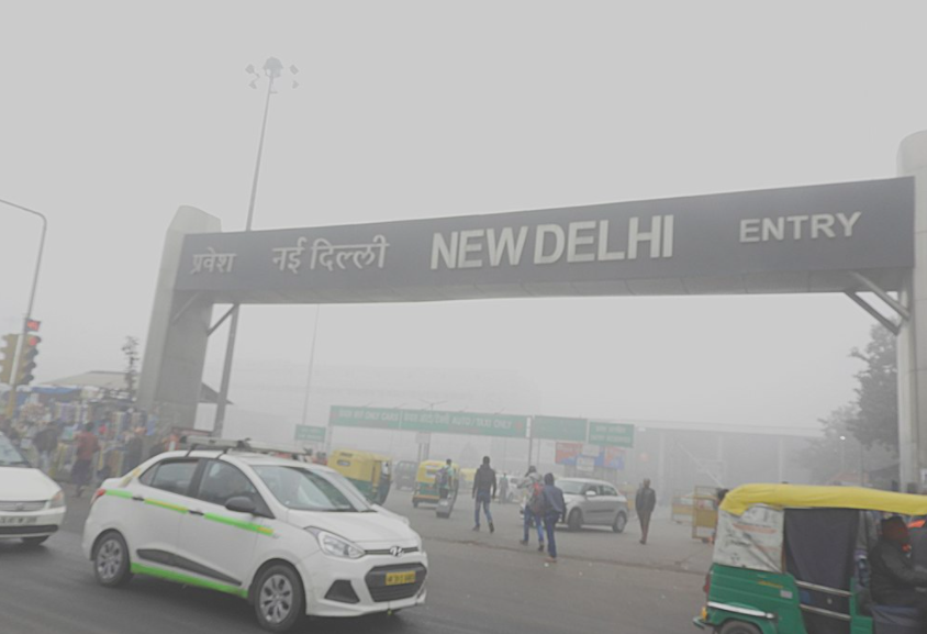 New Delhi Raises Ambitions To Fight Air Pollution