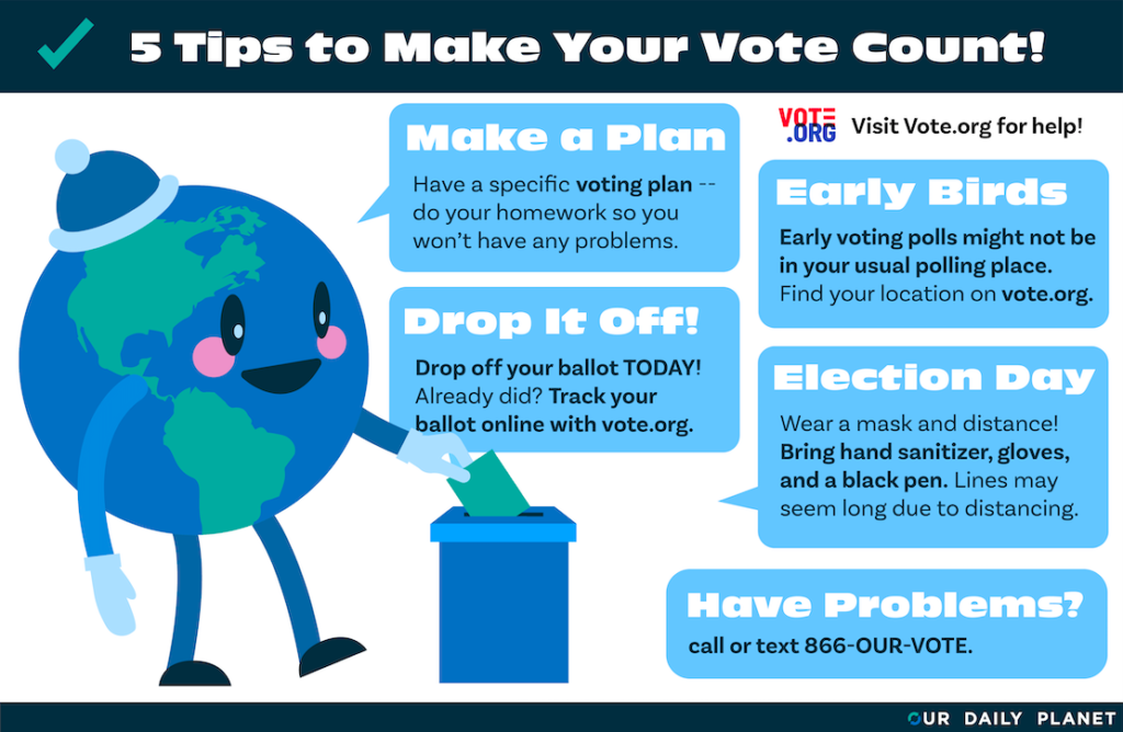 BONUS ODP Interview:  The Brennan Center's Hannah Klain on How To Make Sure Your Vote Counts