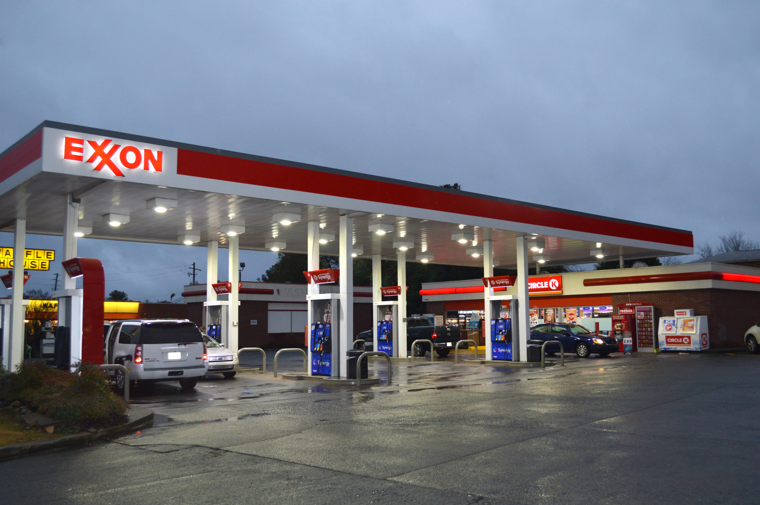 ExxonMobil Plans to Emit 21 Million Additional Tons of Carbon Per Year