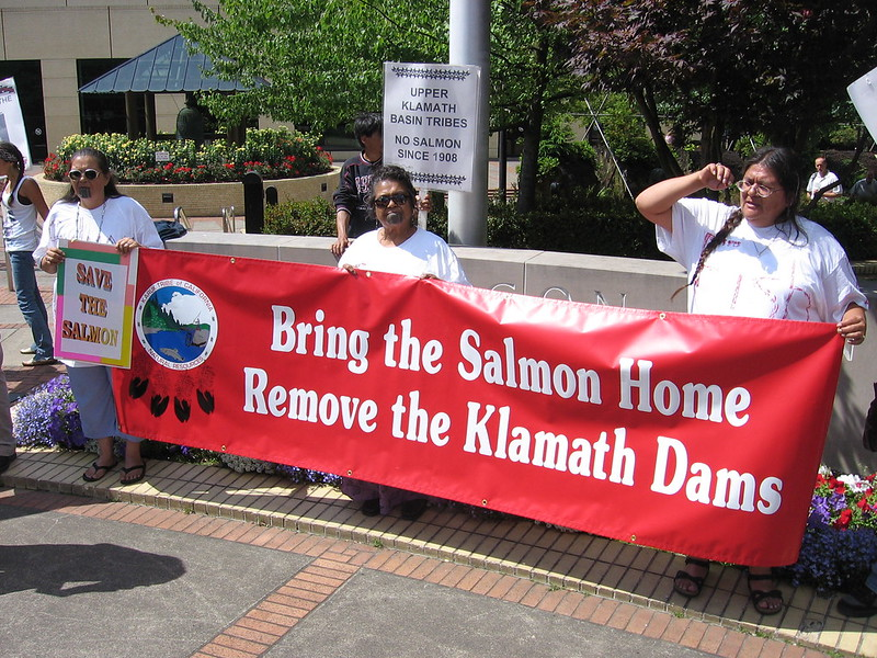Klamath River Basin Plans Largest Dam Removal in American History