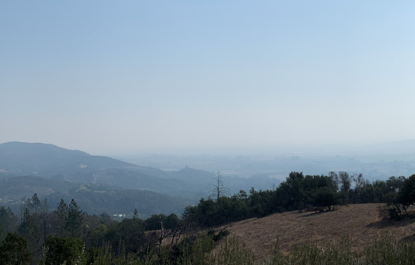 California's Choking Smoke
