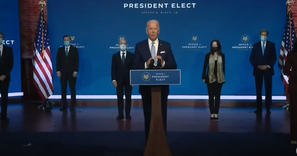Biden's National Security Team Reiterates Commitment on Climate Change