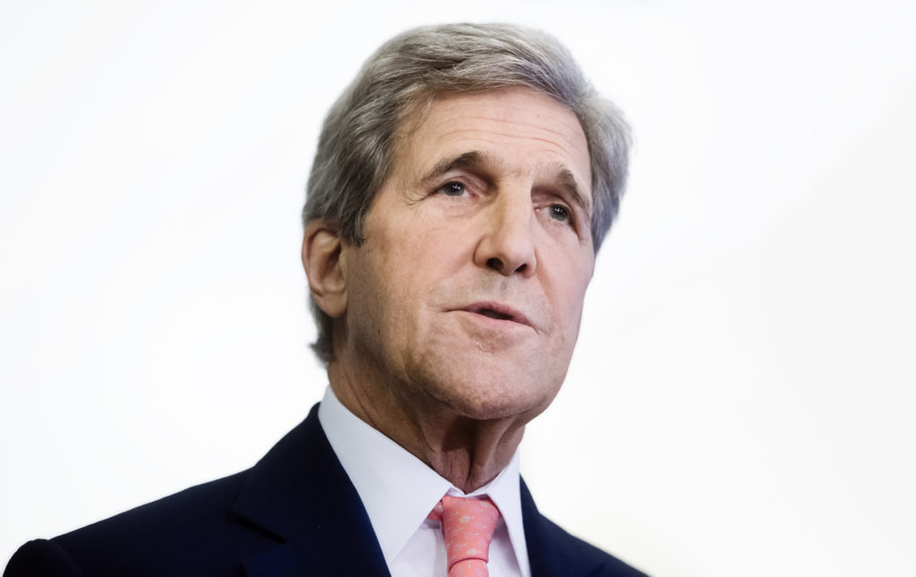John Kerry Named to NSC and Special Presidential Envoy for Climate