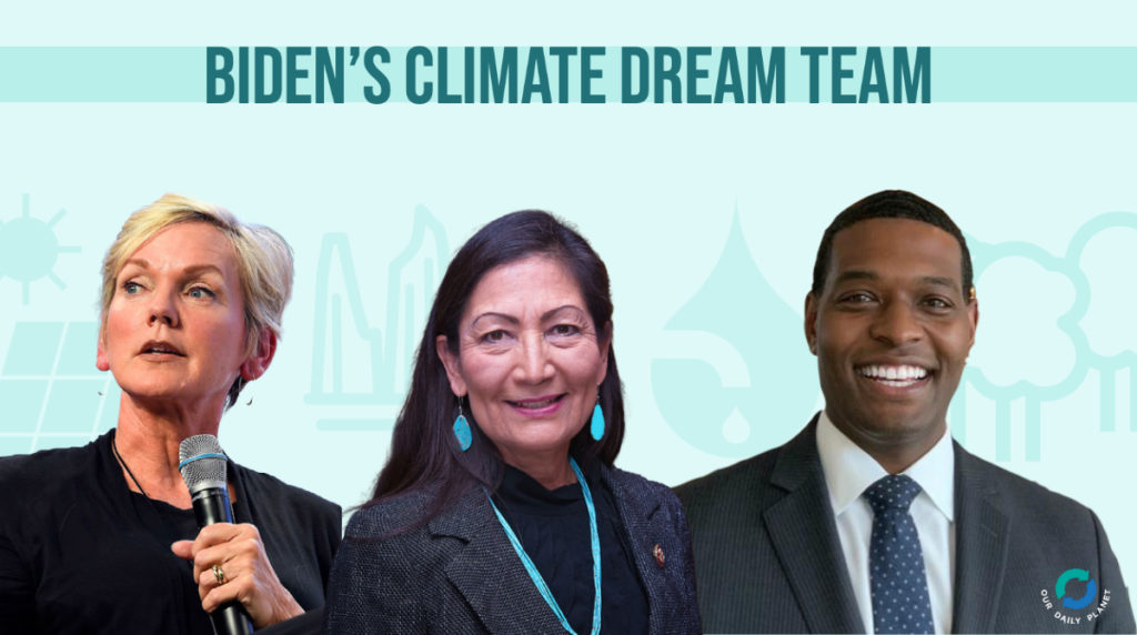 Biden's Climate Dream Team Announced