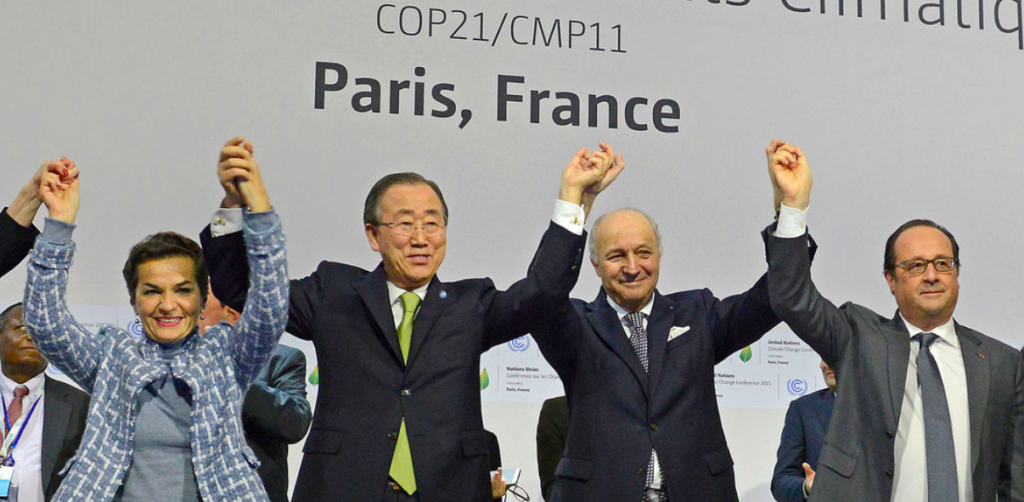 The Paris Agreement at 5: A Global Commitment
