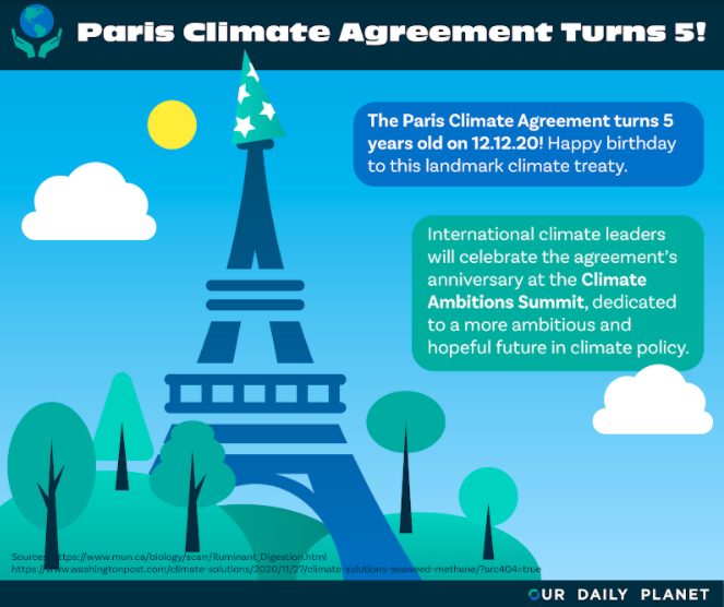 The Paris Agreement at 5: What's Next?