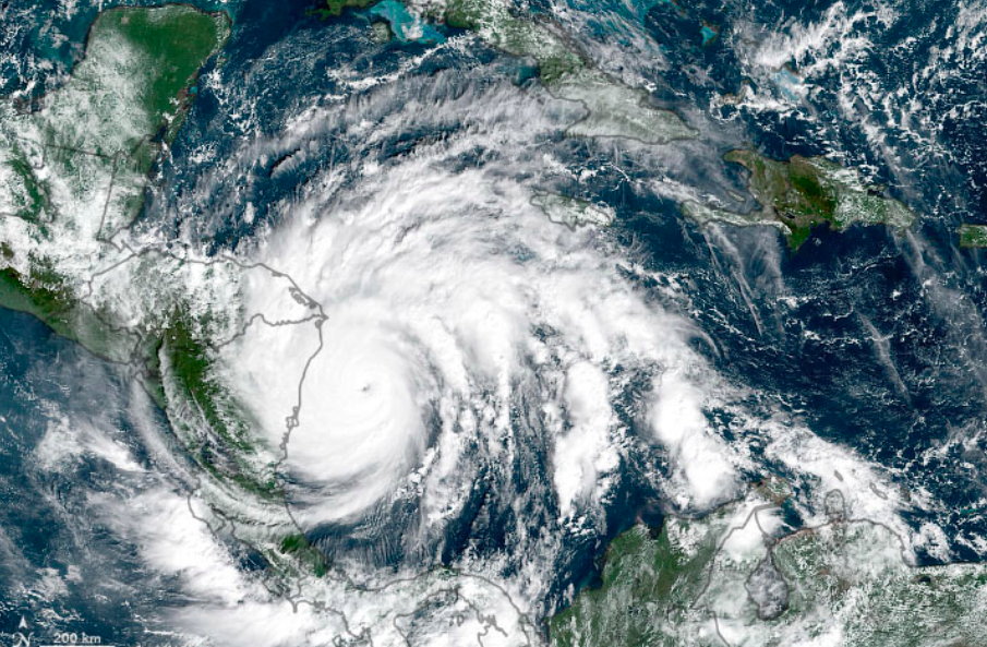 Top Ten Stories of 2020: A Record-Setting Hurricane Season