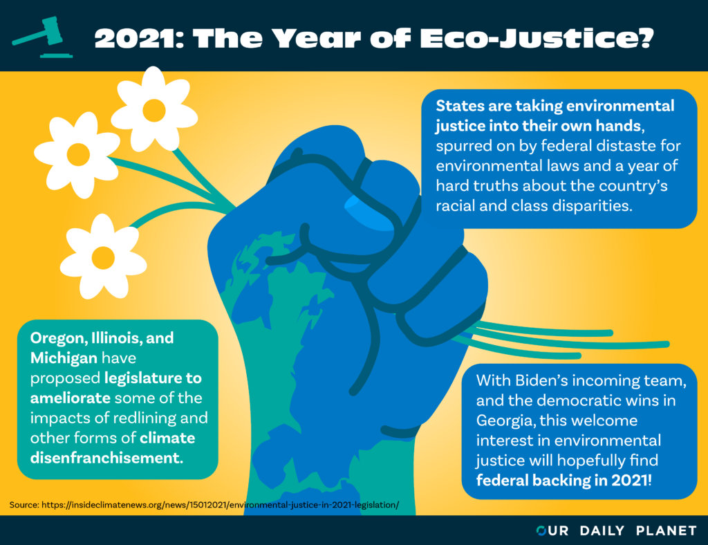 States Are Beginning to Enact Environmental Justice Laws
