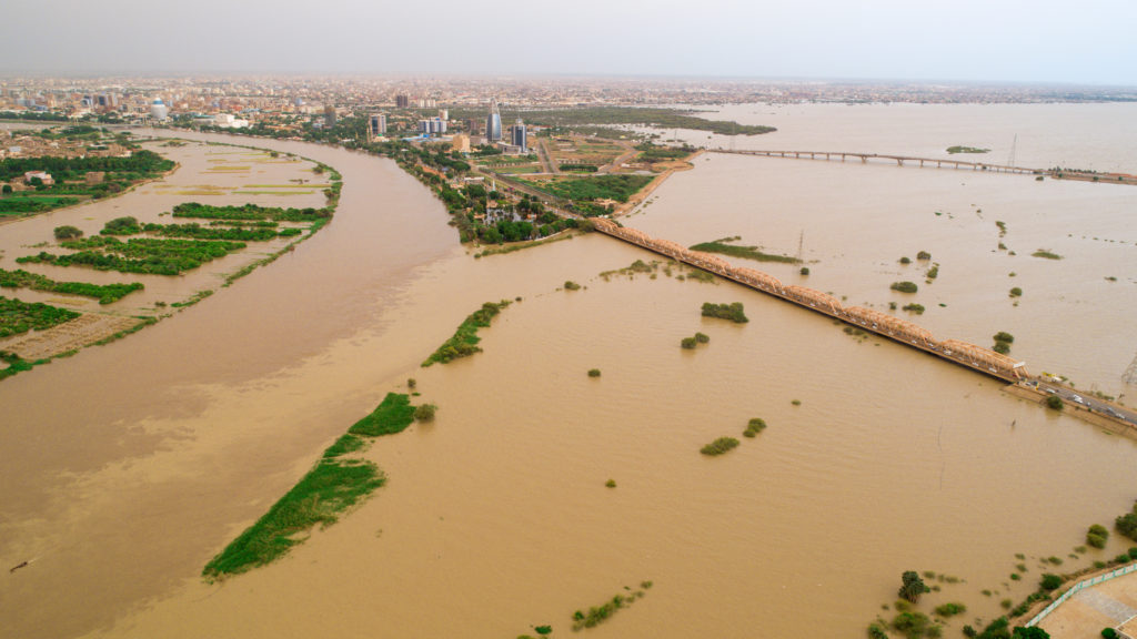 Sudan Suffers from Worst Flooding in Recent Memory