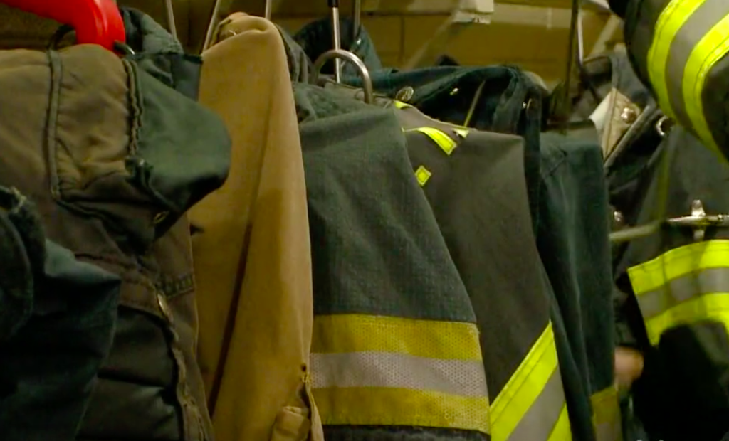 PFAS in Protective Gear Put Firefighters at Risk of Cancer