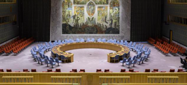 U.N. Security Council Focuses Climate Risks