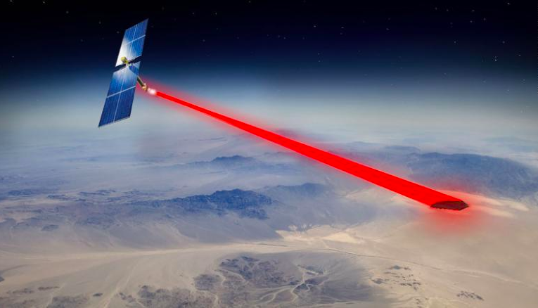 Scientists Test Solar Panel that Beams Power to Earth from Space