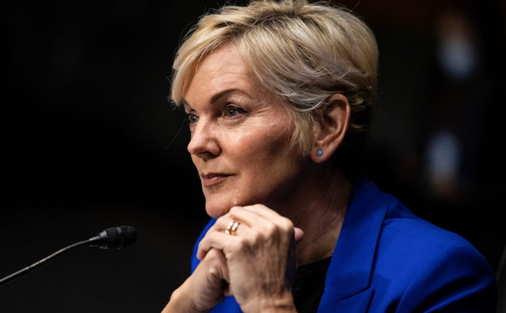 Climate Ally Jennifer Granholm Confirmed as Energy Secretary