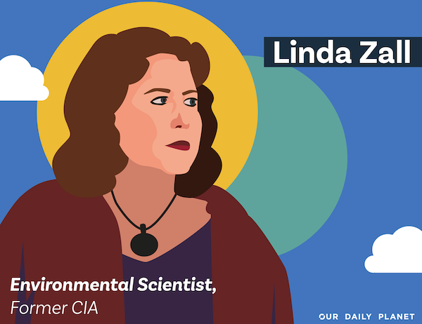 Hero: Linda Zall Pioneered Climate Intelligence at the CIA