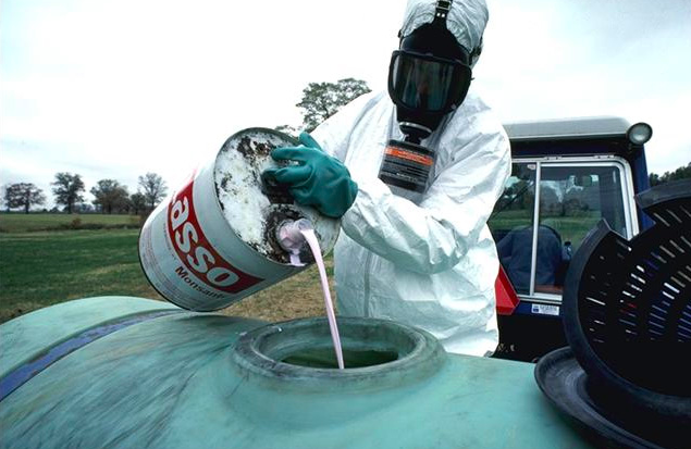 Pesticides Are Prevalent and Poisonous