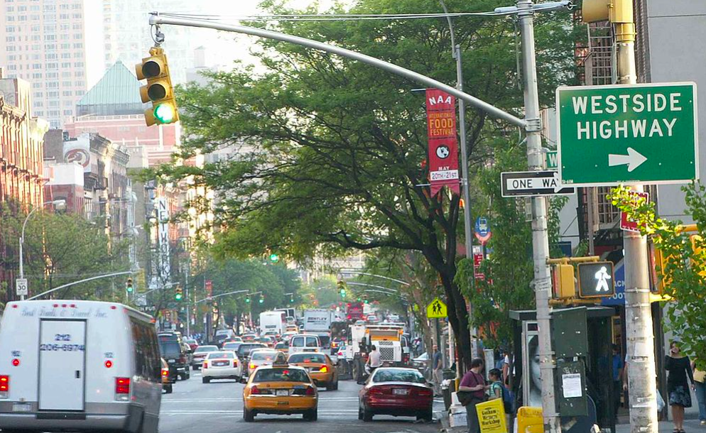 Feds OK Assessment of Congestion Pricing In NYC