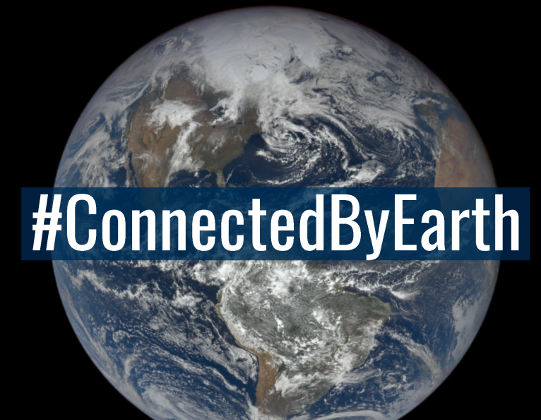 One Earth Day Thing: #ConnectedByEarth