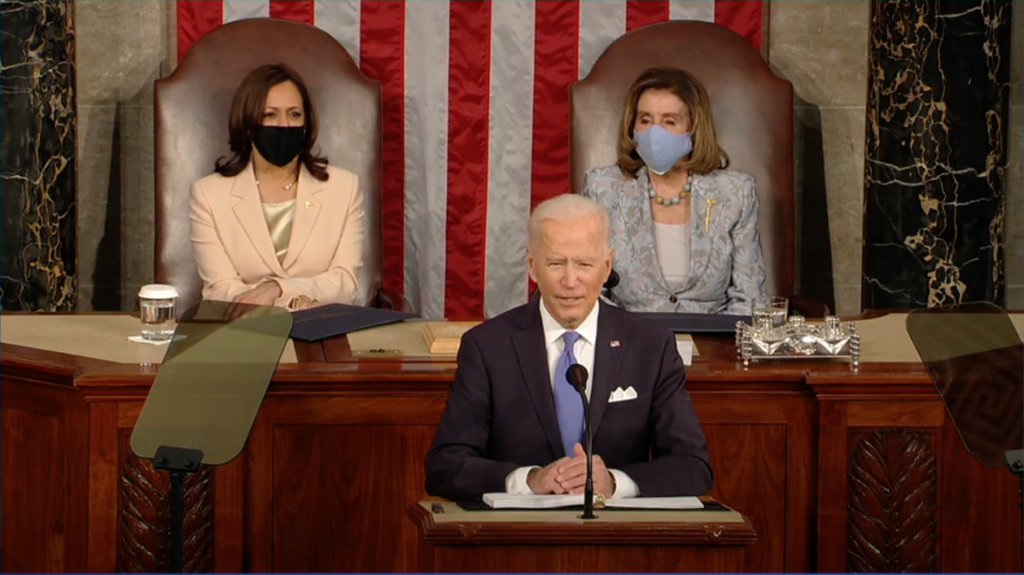 The Green Takeaways From Biden's Address To Congress